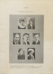 Page 5, 1927 Edition, Clear Lake High School - Echo Yearbook (Clear Lake, WI) online yearbook collection