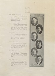 Page 7, 1927 Edition, Clear Lake High School - Echo Yearbook (Clear Lake, WI) online yearbook collection