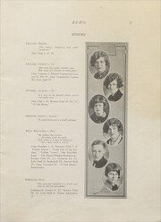 Page 9, 1927 Edition, Clear Lake High School - Echo Yearbook (Clear Lake, WI) online yearbook collection