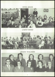 Page 15, 1953 Edition, Clear Lake High School - Echo Yearbook (Clear Lake, WI) online yearbook collection