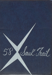 1958 Edition, Oostburg High School - Sauk Echo Yearbook (Oostburg, WI)