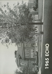 Page 5, 1965 Edition, Hillsboro High School - Echo Yearbook (Hillsboro, WI) online yearbook collection