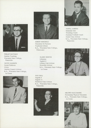 Page 8, 1965 Edition, Hillsboro High School - Echo Yearbook (Hillsboro, WI) online yearbook collection