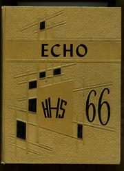 Page 1, 1966 Edition, Hillsboro High School - Echo Yearbook (Hillsboro, WI) online yearbook collection