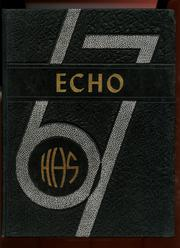 Page 1, 1967 Edition, Hillsboro High School - Echo Yearbook (Hillsboro, WI) online yearbook collection