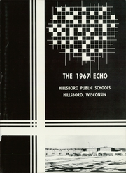 Page 5, 1967 Edition, Hillsboro High School - Echo Yearbook (Hillsboro, WI) online yearbook collection