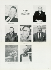 Page 9, 1969 Edition, Hillsboro High School - Echo Yearbook (Hillsboro, WI) online yearbook collection