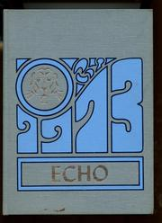 Page 1, 1973 Edition, Hillsboro High School - Echo Yearbook (Hillsboro, WI) online yearbook collection