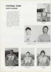 Page 12, 1973 Edition, Hillsboro High School - Echo Yearbook (Hillsboro, WI) online yearbook collection