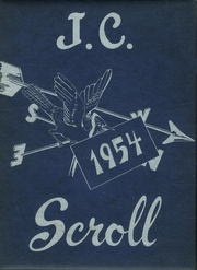 1954 Edition, Johnson Creek High School - Scroll Yearbook (Johnson Creek, WI)