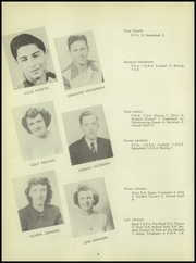 Page 12, 1949 Edition, Shell Lake High School - Lakonian Yearbook (Shell Lake, WI) online yearbook collection