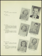 Page 13, 1949 Edition, Shell Lake High School - Lakonian Yearbook (Shell Lake, WI) online yearbook collection