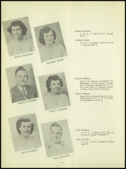 Page 14, 1949 Edition, Shell Lake High School - Lakonian Yearbook (Shell Lake, WI) online yearbook collection
