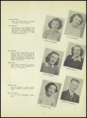 Page 15, 1949 Edition, Shell Lake High School - Lakonian Yearbook (Shell Lake, WI) online yearbook collection