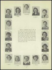 Page 17, 1949 Edition, Shell Lake High School - Lakonian Yearbook (Shell Lake, WI) online yearbook collection