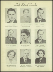 Page 8, 1949 Edition, Shell Lake High School - Lakonian Yearbook (Shell Lake, WI) online yearbook collection