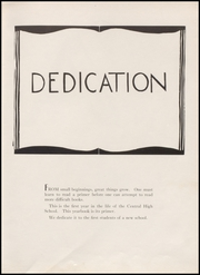 Page 9, 1939 Edition, Central High School - Lake Breeze Yearbook (Sheboygan, WI) online yearbook collection