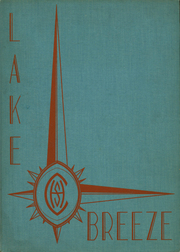 1944 Edition, Central High School - Lake Breeze Yearbook (Sheboygan, WI)