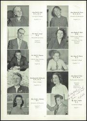 Page 12, 1951 Edition, Central High School - Lake Breeze Yearbook (Sheboygan, WI) online yearbook collection
