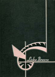 1955 Edition, Central High School - Lake Breeze Yearbook (Sheboygan, WI)