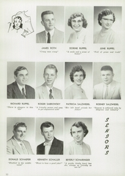 Page 56, 1955 Edition, Central High School - Lake Breeze Yearbook (Sheboygan, WI) online yearbook collection