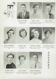 Page 64, 1955 Edition, Central High School - Lake Breeze Yearbook (Sheboygan, WI) online yearbook collection