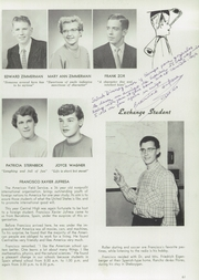 Page 65, 1955 Edition, Central High School - Lake Breeze Yearbook (Sheboygan, WI) online yearbook collection