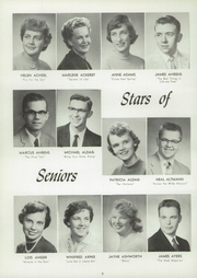 Page 12, 1957 Edition, Central High School - Lake Breeze Yearbook (Sheboygan, WI) online yearbook collection