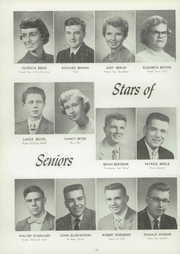 Page 14, 1957 Edition, Central High School - Lake Breeze Yearbook (Sheboygan, WI) online yearbook collection