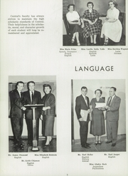 Page 12, 1958 Edition, Central High School - Lake Breeze Yearbook (Sheboygan, WI) online yearbook collection