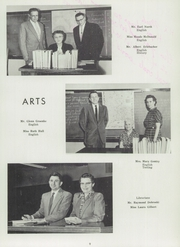 Page 13, 1958 Edition, Central High School - Lake Breeze Yearbook (Sheboygan, WI) online yearbook collection
