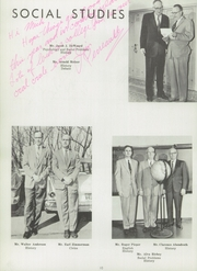 Page 14, 1958 Edition, Central High School - Lake Breeze Yearbook (Sheboygan, WI) online yearbook collection