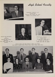 Page 9, 1952 Edition, Abbotsford High School - Abhiscan Yearbook (Abbotsford, WI) online yearbook collection