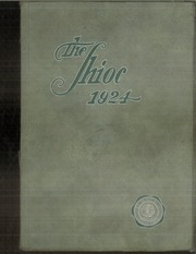 Page 1, 1924 Edition, Shiocton High School - Shioc Yearbook (Shiocton, WI) online yearbook collection