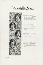Page 14, 1924 Edition, Shiocton High School - Shioc Yearbook (Shiocton, WI) online yearbook collection