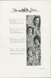 Page 15, 1924 Edition, Shiocton High School - Shioc Yearbook (Shiocton, WI) online yearbook collection