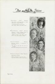 Page 16, 1924 Edition, Shiocton High School - Shioc Yearbook (Shiocton, WI) online yearbook collection