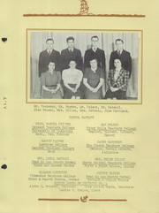 Page 9, 1940 Edition, Oakfield High School - Oak Leaves Yearbook (Oakfield, WI) online yearbook collection