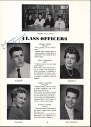 Page 12, 1956 Edition, Rosholt High School - Hornet Yearbook (Rosholt, WI) online yearbook collection