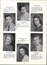 Page 14, 1956 Edition, Rosholt High School - Hornet Yearbook (Rosholt, WI) online yearbook collection