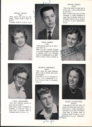 Page 15, 1956 Edition, Rosholt High School - Hornet Yearbook (Rosholt, WI) online yearbook collection