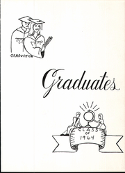 Page 11, 1964 Edition, Rosholt High School - Hornet Yearbook (Rosholt, WI) online yearbook collection