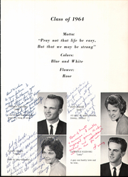 Page 13, 1964 Edition, Rosholt High School - Hornet Yearbook (Rosholt, WI) online yearbook collection