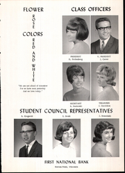 Page 14, 1966 Edition, Rosholt High School - Hornet Yearbook (Rosholt, WI) online yearbook collection