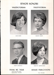 Page 16, 1966 Edition, Rosholt High School - Hornet Yearbook (Rosholt, WI) online yearbook collection