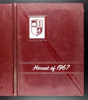 1967 Edition, Rosholt High School - Hornet Yearbook (Rosholt, WI)