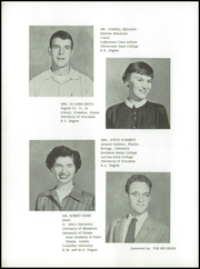 Page 12, 1957 Edition, Belleville High School - Oracle Yearbook (Belleville, WI) online yearbook collection