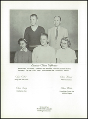 Page 14, 1957 Edition, Belleville High School - Oracle Yearbook (Belleville, WI) online yearbook collection