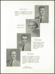 Page 15, 1957 Edition, Belleville High School - Oracle Yearbook (Belleville, WI) online yearbook collection
