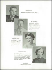 Page 16, 1957 Edition, Belleville High School - Oracle Yearbook (Belleville, WI) online yearbook collection